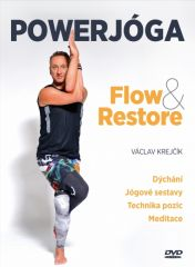 Powerjóga Flow & Restore - DVD